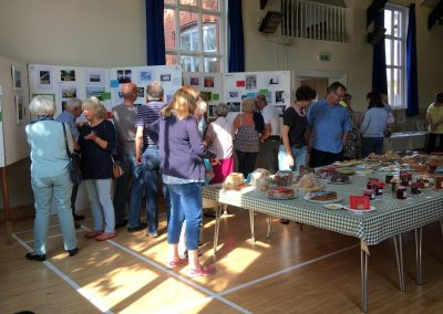 Annual Flower & Produce Show at Dumbleton Village Hall